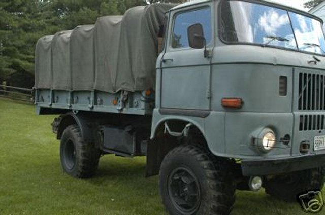 IFA W50 Photos, Specs, Price And Videos